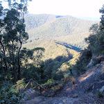 Track above Heaton Gap (63098)