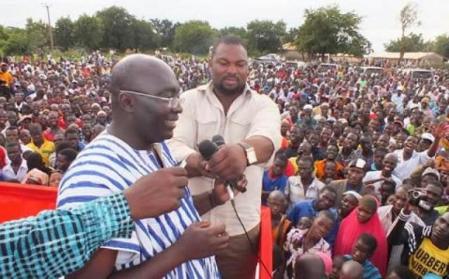 YENDI : Bawumia Leads Government Delegation to Yendi for Naa Mahamadu II Final Funeral Rites