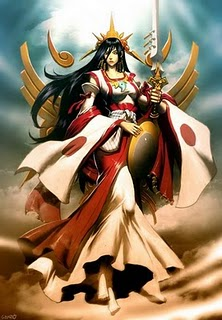 Amaterasu, Gods And Goddesses 7