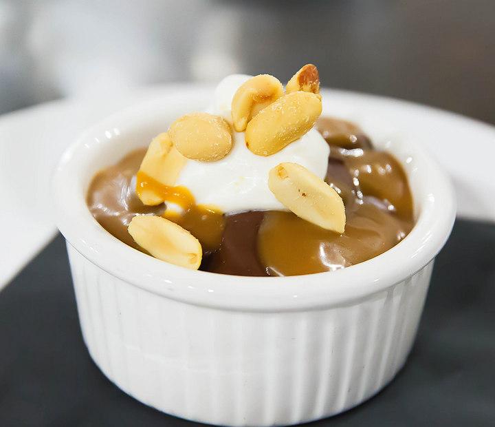 photo of the dessert