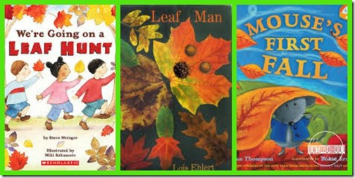 books about fall 2