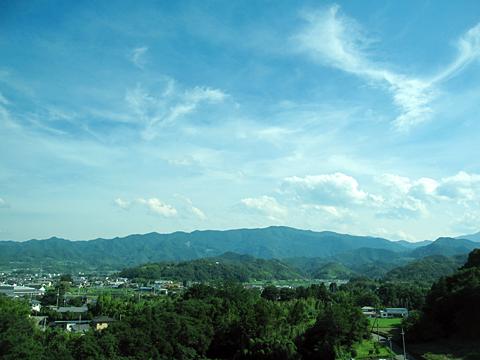 富山地方鉄道「富山東京線」 ・705 車窓 その3