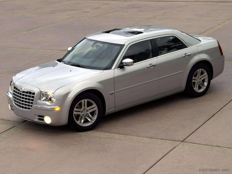 2008 chrysler 300 sedan specifications pictures prices. Black Bedroom Furniture Sets. Home Design Ideas