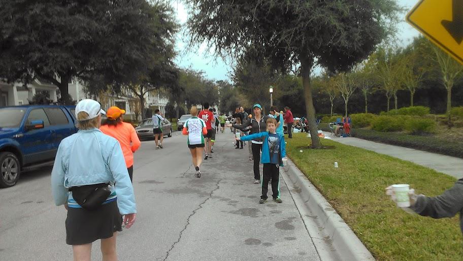 Celebration Half Marathon