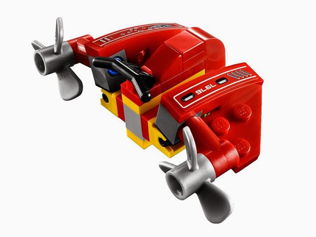 7976 レゴ アトランティス オーシャン・スピーダー
