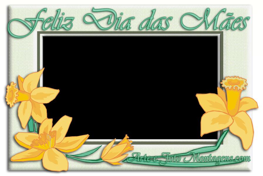 dia-das-maes-quadro-flores-amarelas