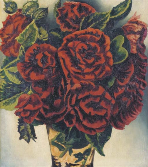 Charley Toorop - Roses
