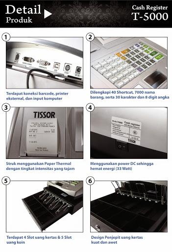 led display t5000