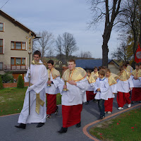 11.11.2012 - Msza św. w intencji poległych w obronie ojczyzny.