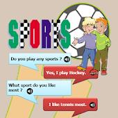 English sports vocabulary