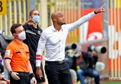 Anderlecht speelde met 1-1 gelijk tegen Moeskroen