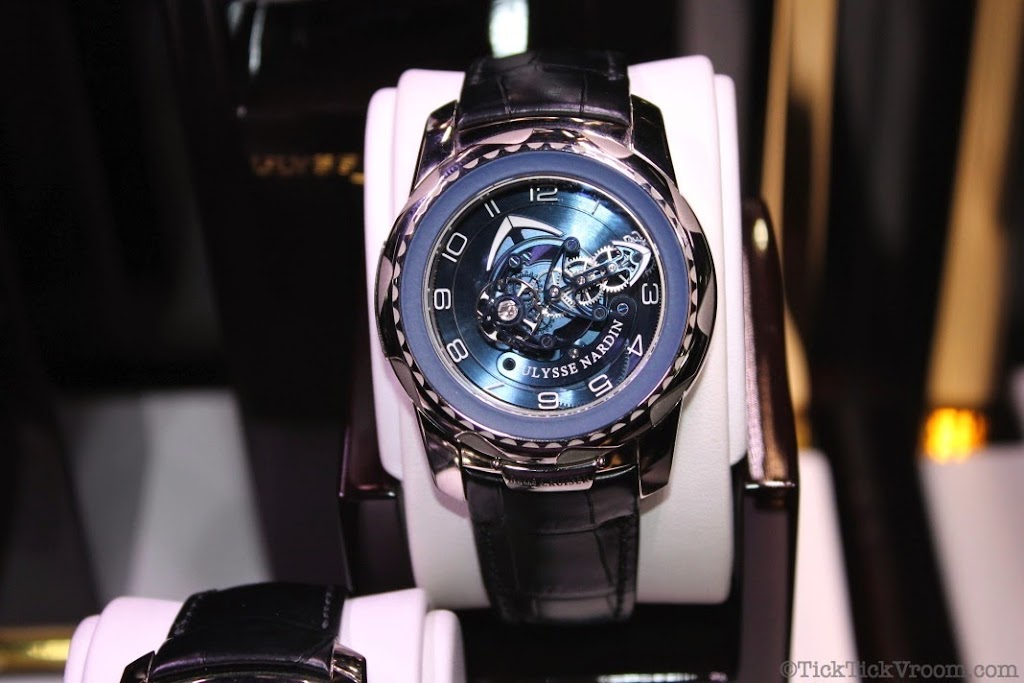 Ulysse Nardin Boca Raton Boutique Capital Grille Dinner 8613
