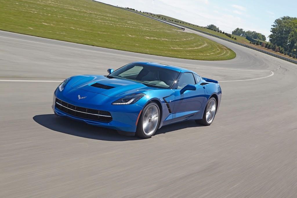 2014 Chevrolet Corvette Stingray 092
