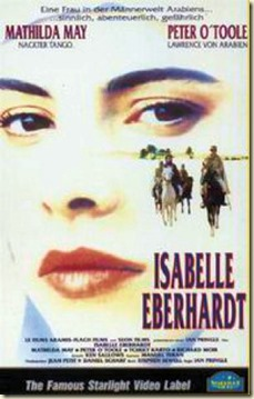 Isabelle Eberhardt movie poster