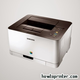 Solution reset Samsung clp 365w printer toner counter ~ red light flashing