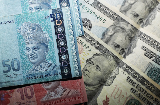 Ringgit edges up against US dollar at opening