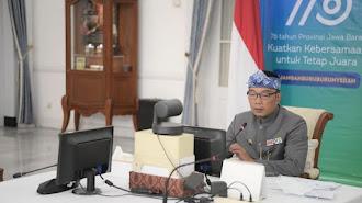Ini Pesan Ridwan Kamil Untuk Penerima Beasiswa JFLS !