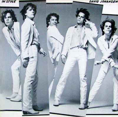 Image result for David Johansen - In Style