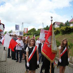 II Zakrzowski Marsz Pileckiego - 13 maja 2013