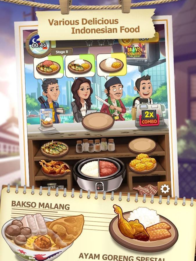 Warung Chain: Go Food Express- screenshot