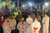 Pastikan Keamanan Misa, Kapolri Harap Umat Kristiani Ibadah Dengan Tenang