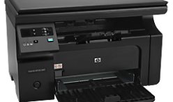 Download and install HP LaserJet Pro M1132 lazer printer driver software