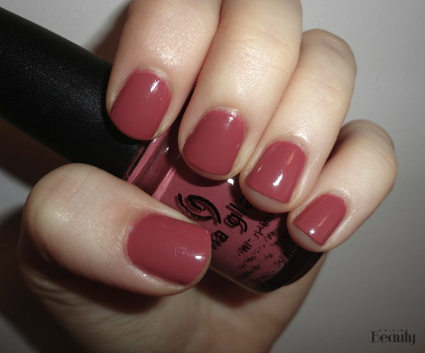 China Glaze Fifth Avenue Review Swatches