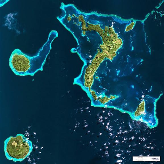 Citra Satelit Spot, Harga Citra Satelit Spot 5, Resolusi Citra Satelit Spot