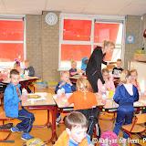 Koningsdag 2016 basisscholen Oude Pekela - Foto's Abel van der Veen