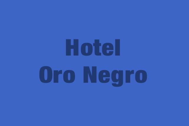 Hotel Oro Negro es Partner de la Alianza Tarjeta al 10% Efectiva