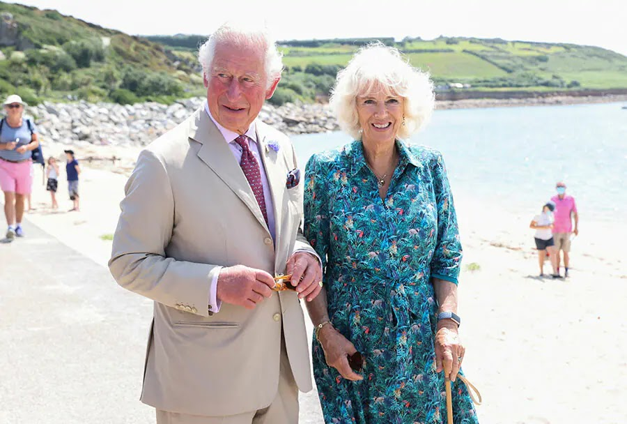 Prince Charles and Camilla: Best Photos from their Dreamy Trip to Devon and Cornwall