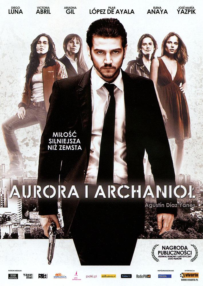 Ulotka filmu 'Aurora i Archanioł (przód)'