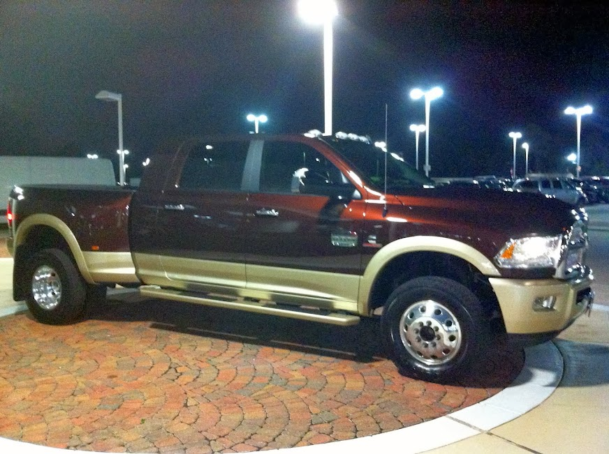 13/14 Ram 3500 Dually Feedback? Any Owners? - Page 2