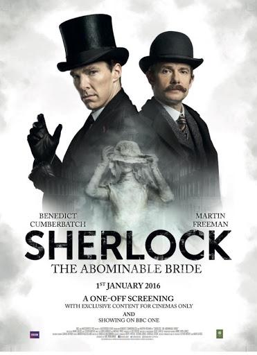 Sherlock The Abominable Bride - Cô Dâu Gớm Ghiếc
