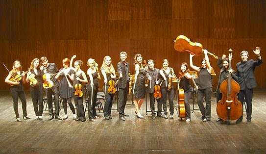 'Semana Santa en los Reales Sitios', un concierto de la Camerata Antonio Soler con obras de Corselli, Soler y Ramoneda