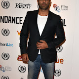 OIC - ENTSIMAGES.COM - Pasha Bocarie at the Raindance Opening Night Gala at the Vue in Leicester Square, London on the 23rd September 2015. Photo Mobis Photos/OIC 0203 174 1069