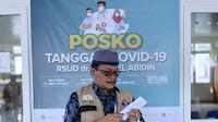 Kasus Covid-19 Turun, SAG Minta Masyarakat Aceh Tetap Waspada dan Jangan Lengah