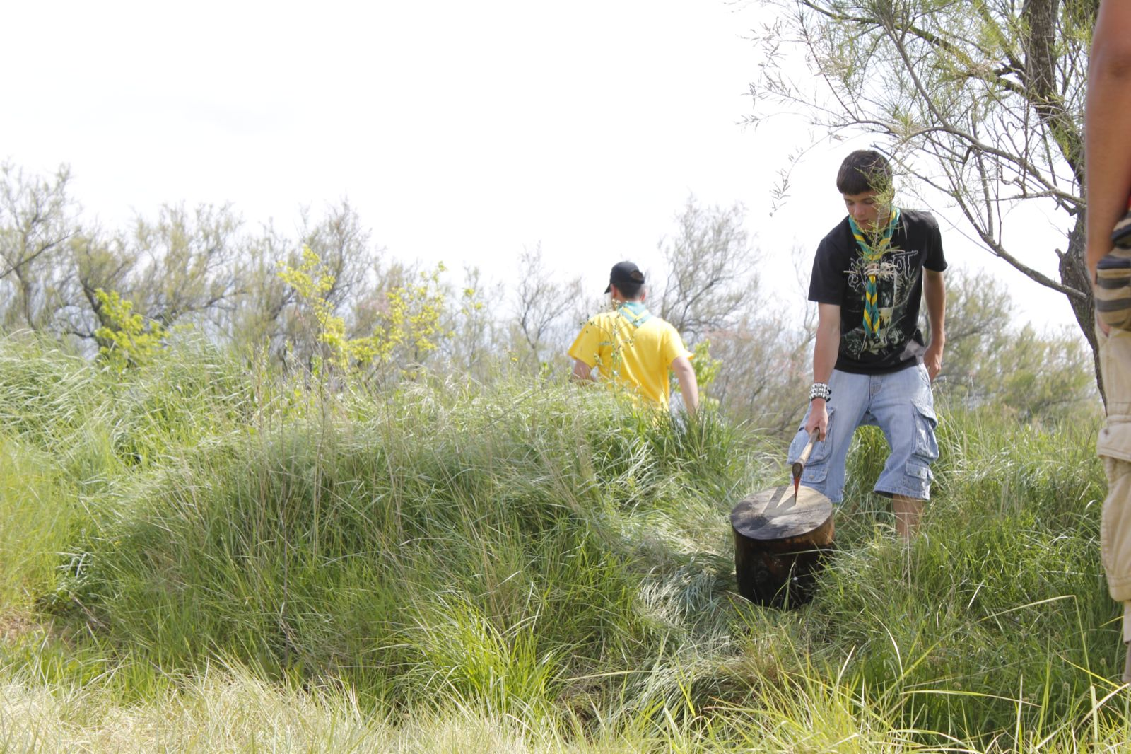 Campaments de Primavera de tot lAgrupament 2011 - _MG_3161.JPG