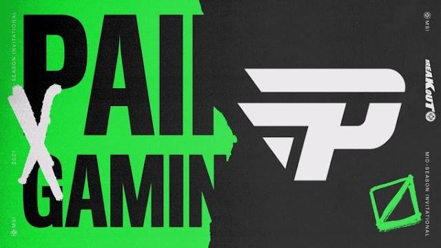 CBLOL 2021 Bahar Şampiyonu paiN Gaming!