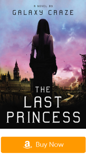 Dystopian novels: Last Princess