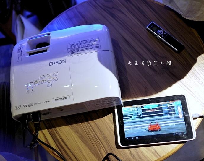 15 EPSON EH-TW5200 體驗會