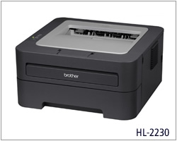Free Download Brother HL-2230 printer driver program & install all version