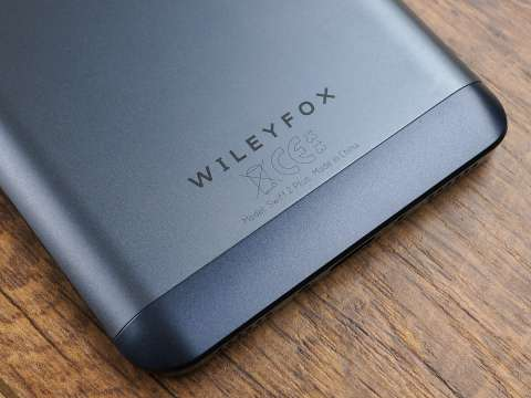 WileyFox Swift 2 Plus Review: The shininess is skin deep