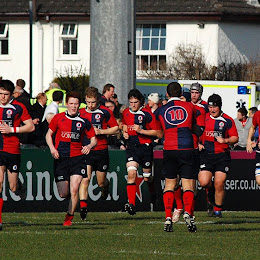 2011-03-07 Campbell College v Ballyclare High