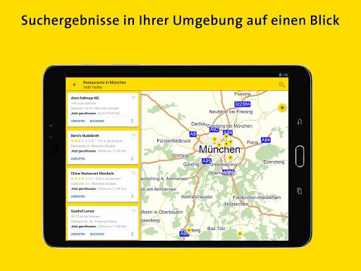 Gelbe Seiten - Auskunft und mobiles Branchenbuch 6.16-0381813b0 screenshots 10