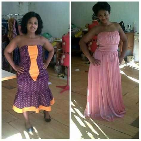 Traditional Shweshwe Dresses 2018 African Traditional Clothing 6