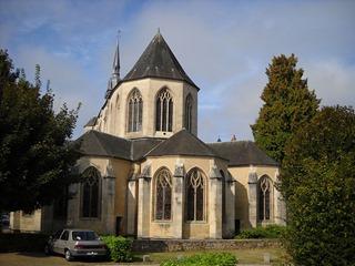 Mamers église Notre-Dame