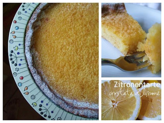 Crostata di limone - Zitronentarte