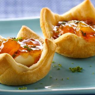 Peachy Cream Cheese Appetizers.