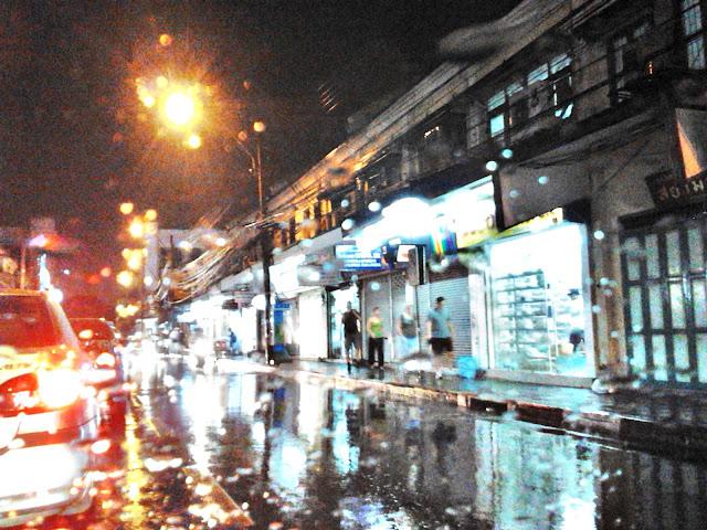 Bangkok, le soir